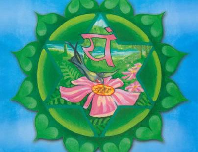 Anahatha - Cuarto Chakra - Kaivalya
